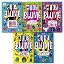 Judy Blume Children Collection 5 Books Set