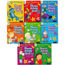 Julia Donaldson's Songbirds collection Phonics Activity 8 Book Set with Sticker