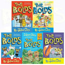 Julian Clary 5 Books Collection Set Pack - Bolds in Trouble, Rescue, Holiday