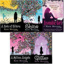 Kate Maryon 5 Book Set Collection A Million Angels, Shine, A Sea of Stars