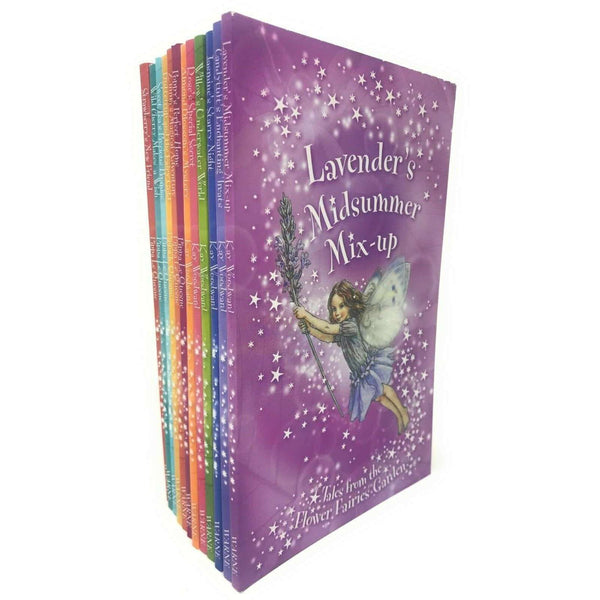 Kay Woodward The Flower Fairies Secret Stories 12 Books Collection Set Pack