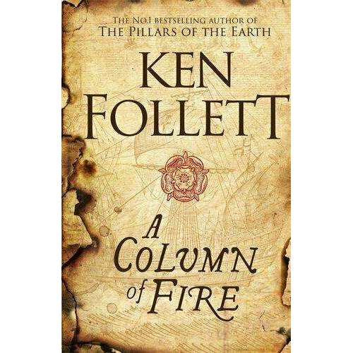 Ken Follett The Kingsbridge Novels Stories Collection 3 Books Set