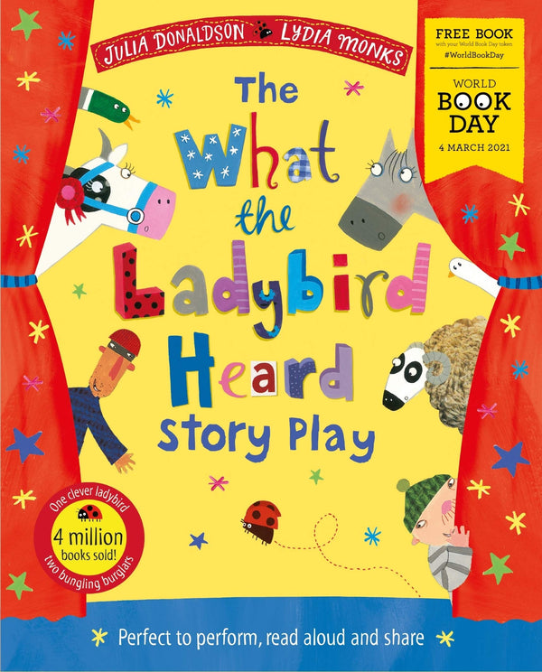 The What the Ladybird Heard Story Play World Book Day 2021 By Julia Donaldson