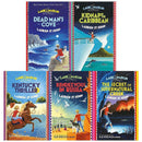 Laura Marlin Mysteries Series 5 Books Collection Set By Lauren St John
