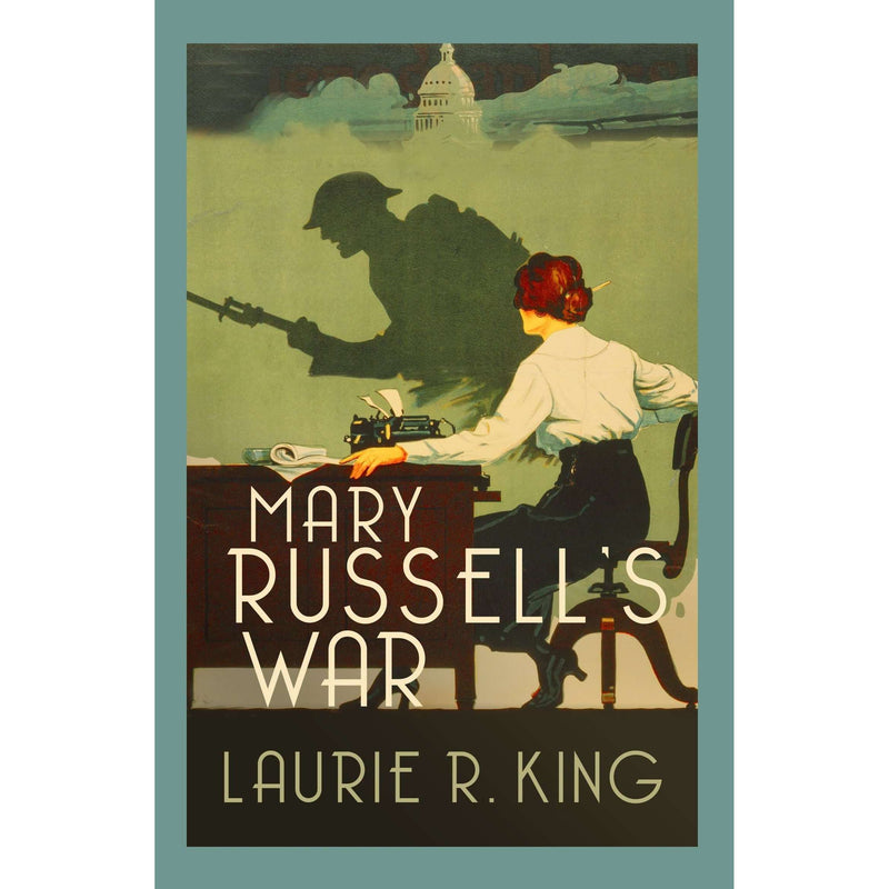 Laurie R. King A Mary Russell and Sherlock Holmes Series Collection Set 7 Books