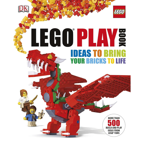 LEGO Play Book: Ideas to Bring Your Bricks to Life By Daniel Lipkowitz [Hardback]