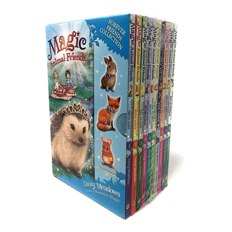 Magic Animal Friends Collection Vol (1-10) 10 Books Set Pack