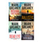 Gray Man Trilogy 4 Books Collection Set By Mark Greaney Inc Dead Eye, Back Blast
