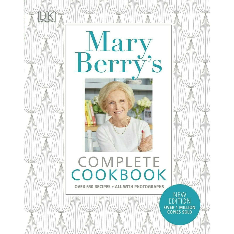 Mary Berry's Complete Cookbook Over 650 Recipes Book hardback
