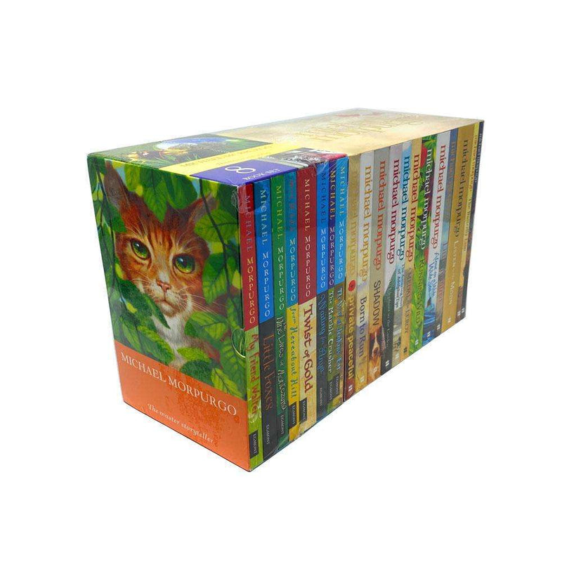 Michael Morpurgo Collection 20 Books Set, Farm Boy, Private Peaceful