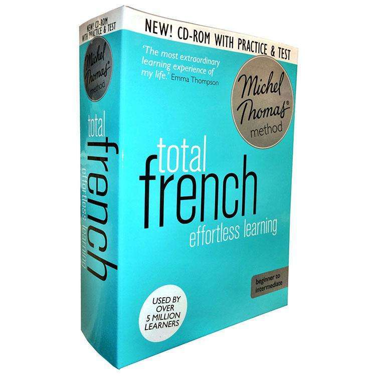Michael Thomas Total French:Learn French with the Michel Thomas Method Audio CD