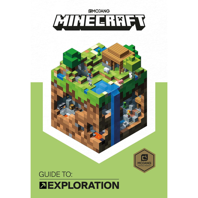 Minecraft The Survival 4 book Set Collection: Slipcase Edition from Mojang