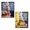 MOB Kitchen and Veggie 2 Books Set Collection by Ben Lebus