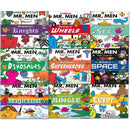 Mr Men Adventure Series Collection 9 Books Set - Roger Hargreaves, Jungle ...