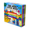 Mr Men & Little Miss Adventures 12 Book Collection Box Set By Roger Hargreaves