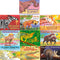 Mwenye Hadithi & Mwalimu African Animal Tales 10 Books Collection Set