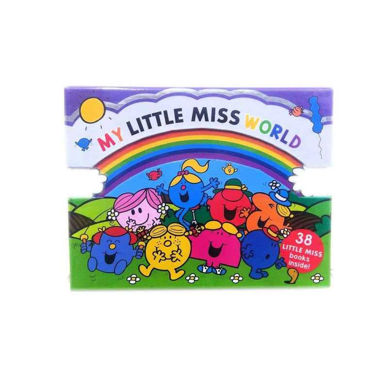 My Little Miss World 38 Books Collection Box Set By Roger Hargreaves