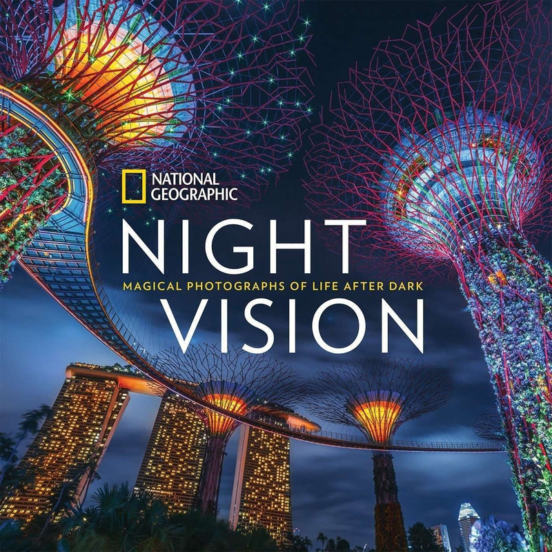 Night Vision - Magical Photographs Of Life After Dark By Susan Tyler Hitchcock