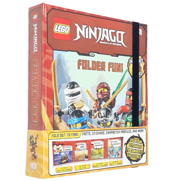 Lego Ninjago - How To Draw Ninja, Villains and More by Pat Murphy Activity Book