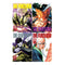 One-Punch Man Volume 16-19 Collection 4 Books Set Childrens Manga Book