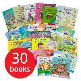 Oxford Reading Tree Snapdragons Story Collection Set - 30 Books
