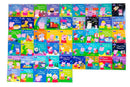 The Ultimate Peppa Pig Collection 50 Books Box Set Pack Series