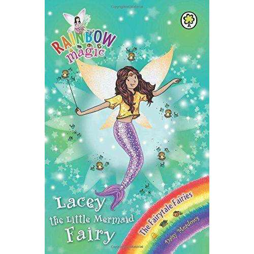 Rainbow Magic The Fairytale Fairies Collection 4 Books Set - Volume 152 to 155