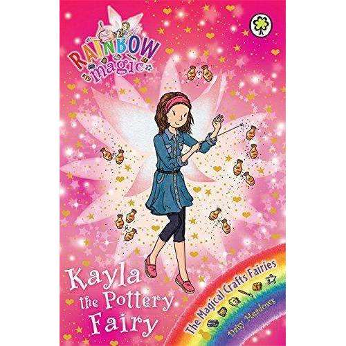 Rainbow Magic The Magical Crafts Fairies 7 Books Set  - Volume 141 to 147