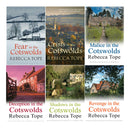 Cotswold Mystery (Series 2) 6 Books Collection Set By Rebecca Tope