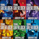 Young Sherlock Holmes 6 Books Set Collection Andrew Lane