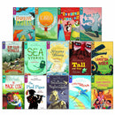 Oxford Reading Tree Greatest Stories Selected by Michael Morpurgo 14 Books Set