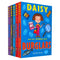 Daisy and the Trouble 5 Books Collection Set Series 2 By Kes Gray Paperback Sports Day, Vampires...