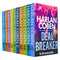 Harlan Coben Myron Bolitar Series Collection 1-10 Books Set, Deal Breaker, Drop Shot...