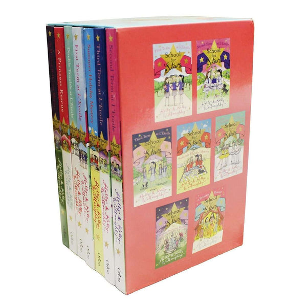 School For Stars 7 Books Collection Set Pack By Kelly & Holly Willoughby