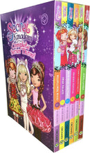 Secret Kingdom series 3 Collection 6 Books Box Set (Books 13-18) by Rosie Banks