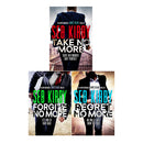 James Blake Thrillers Collection 3 Book Set By Seb Kirby Inc Regret No More