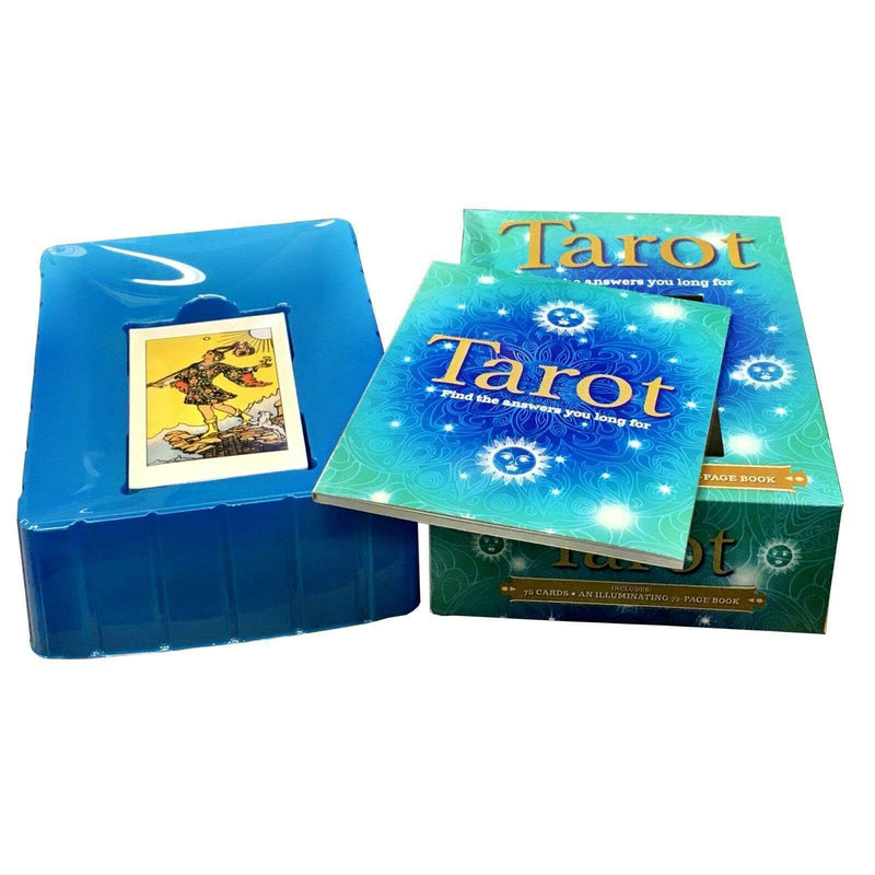 Tarot Find The Answers You Long For 78 Cards Collection Box Set Mind Body Spirit