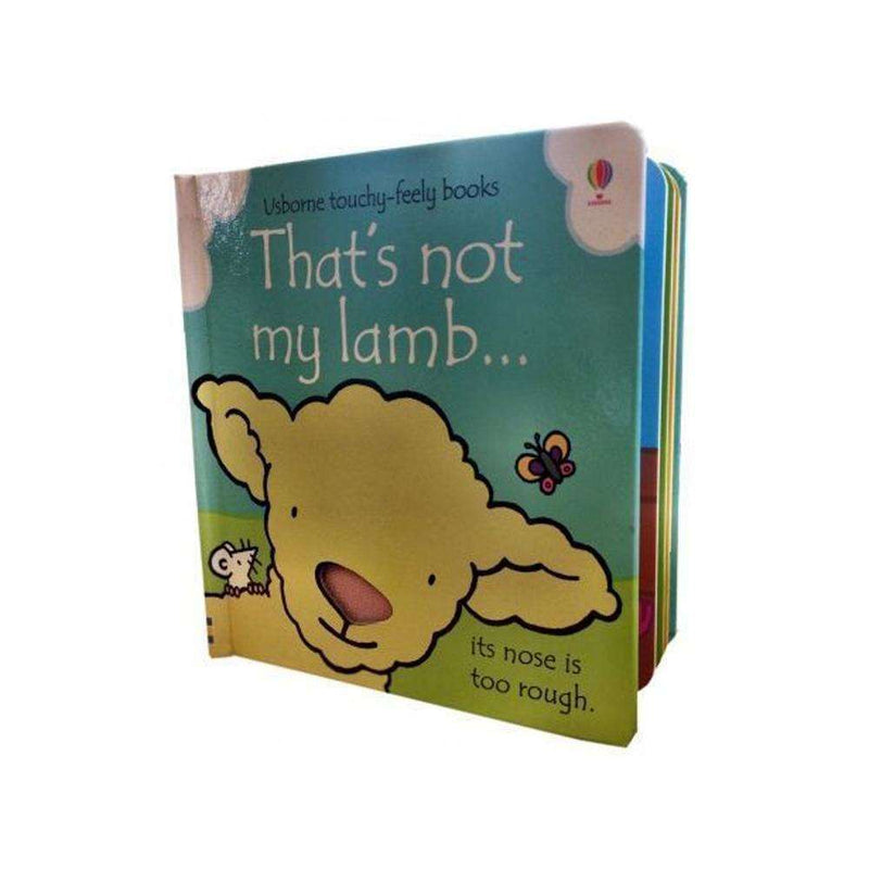 Thats Not My Lamb (Touchy-Feely Board Books)