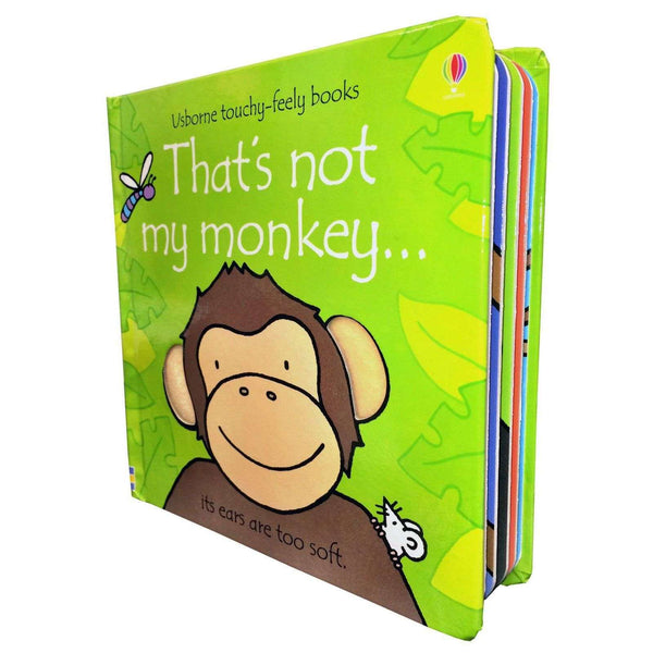 Thats Not My Monkey (Touchy-Feely Board Books)