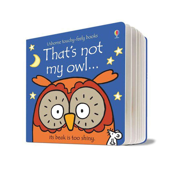 Thats Not My Owl (Usborne Touchy-Feely Board Books) By Fiona Watt