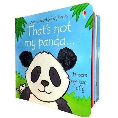 Thats Not My Panda (Touchy-Feely Board Books)