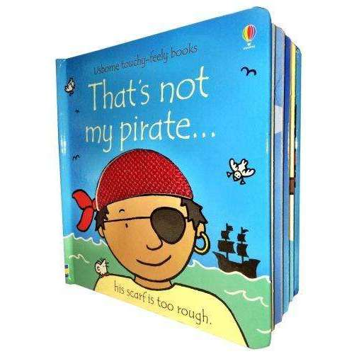 Thats Not My Pirate (Touchy-Feely Board Books)