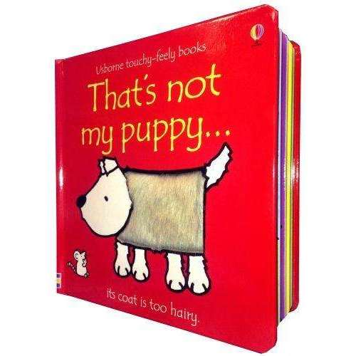 Thats Not My Puppy (Touchy-Feely Board Books)