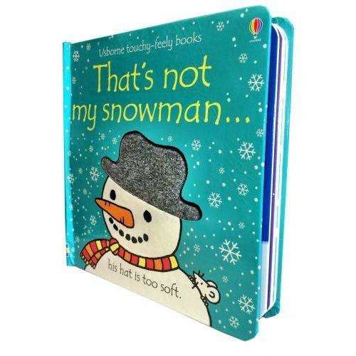 Thats Not My Snowman (Touchy-Feely Board Books)