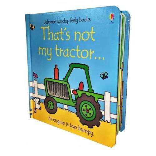 Thats not my Tractor by Fiona Watt (Board book)