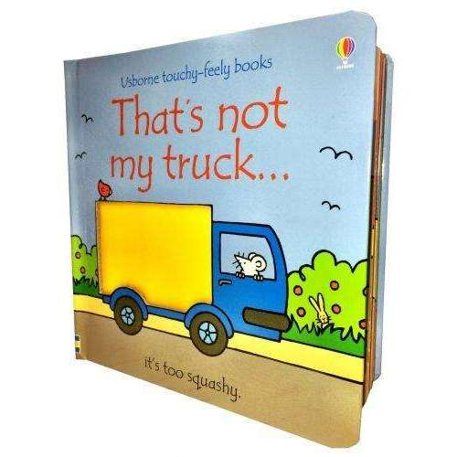 Thats Not My Truck (Touchy-Feely Board Books)