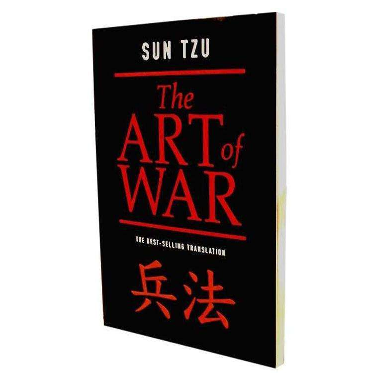 The Art of War Book by Tzu Sun