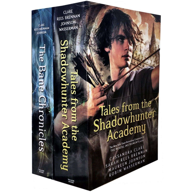 The Bane Chronicles Series 2 Books Collection Set Pack Shadowhunter Academy
