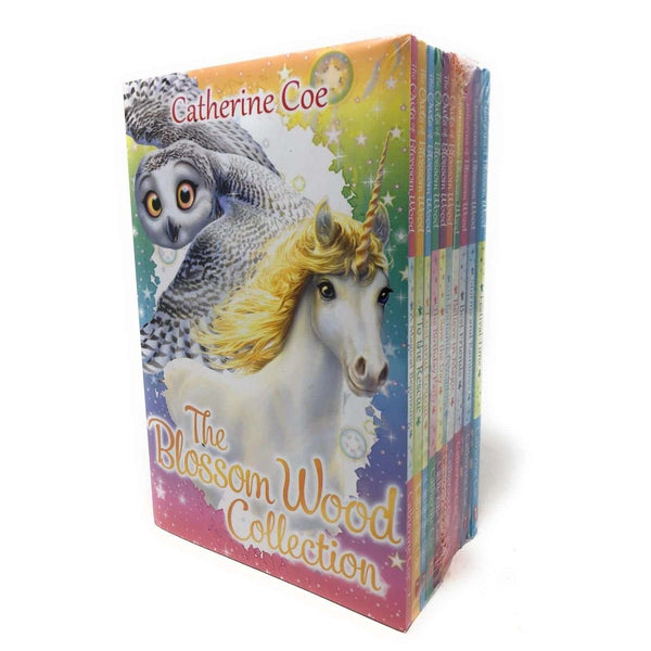 The Blossom Wood Collection Own and Unicorn 10 Book Set Pack By Catherine Coe