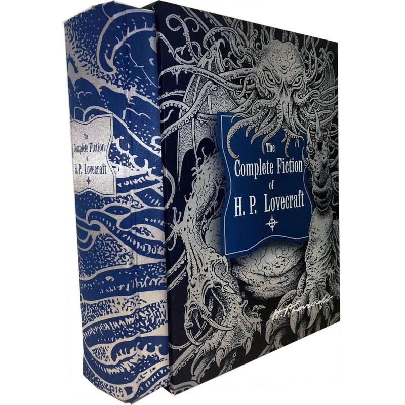 The Complete Fiction of H. P. Lovecraft Deluxe Editions Set Pack